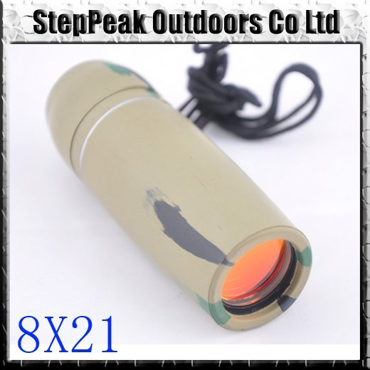 Meisai 8X21 Mini Monocular Telescope,Night-Vision,Golf,Concert(ATP-105)+Free Shipping