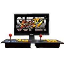 Cdragon Dupla arcada joystick KOF Street Fighter jogo de dois jogadores interface USB do computador sem demora roqueiro