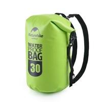 Naturehike Ocean Pack Dry Bag 20L 30L Waterproof Bag Portable Backpack For Camping Canyoneering Swimming Diving Travel