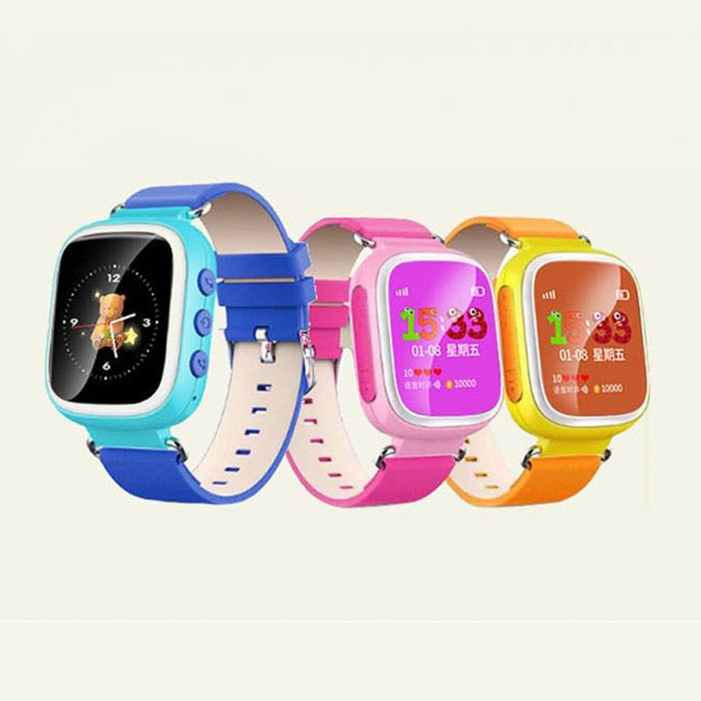 Q80 GPS GSM GPRS Smart Watch Reloj Intelligente Locator Tracker Anti Lost Remote Monitor Smartwatch Best Gift For Children Kids