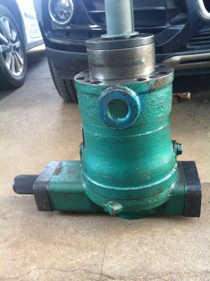 Hydraulic piston pump 400YCY14-1B oil pump high pressure plunger pump high pressure gear oil pump cbt e306 hl constant flow hydraulic pump