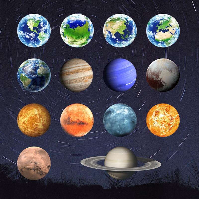 1pcs Sun Jupiter Saturn Neptune Uranus Earth Venus Mars