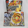 Hot SALE Sample Order  Metal Beyblade Fusion 4D With Launcher Spinning Tops Toy For Kids One Piece BB120 20