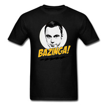 BAZINGA! t-shirt in several designs