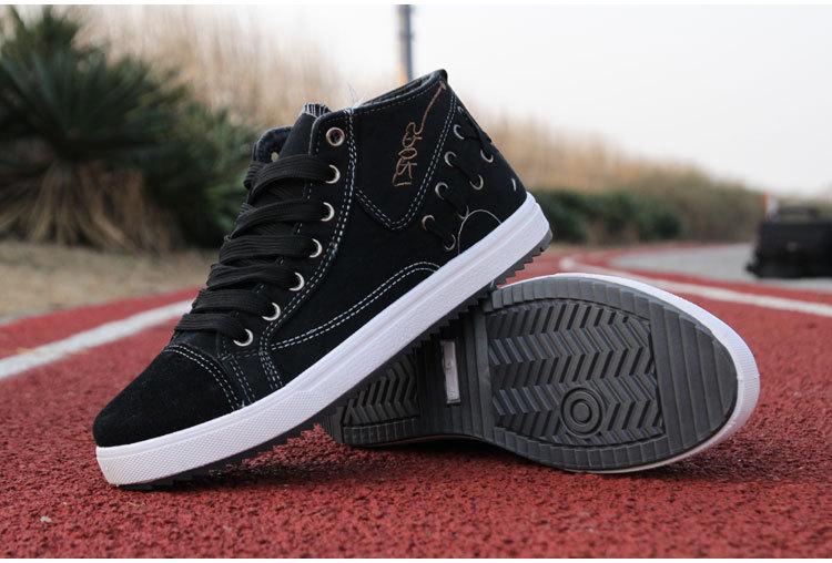 2018 г. новая весенняя Мужская обувь с низкой мягкой подошвой и ремешком, трендовая обувь