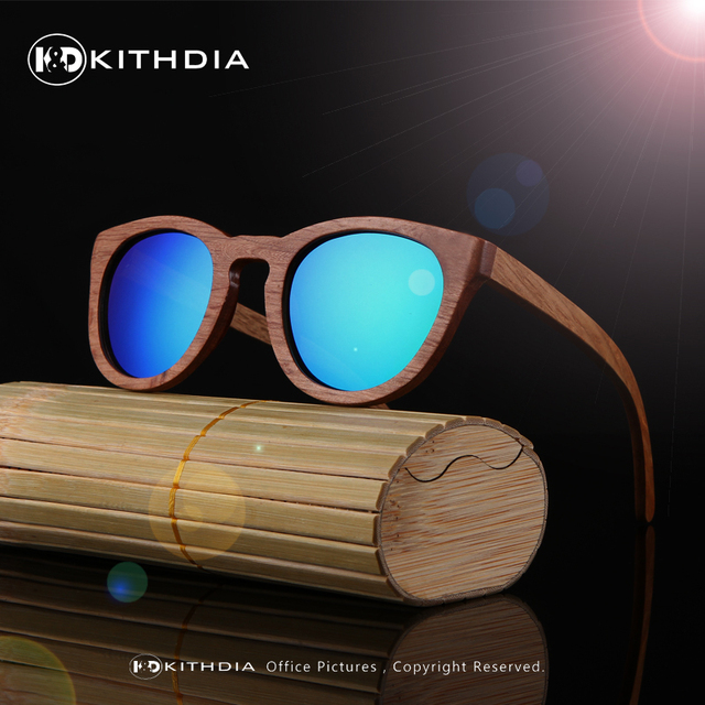2017 New brand designer bamboo sunglasses wood for women men vintage sunglasses retro mens gafas oculos oculos de sol madeira