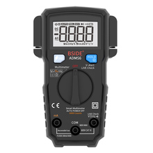 KKMOON Digital Multimeter Auto Range 6000 Counts DC/AC Voltage Tester DMM Automatic ohm Hz V-Alert Test