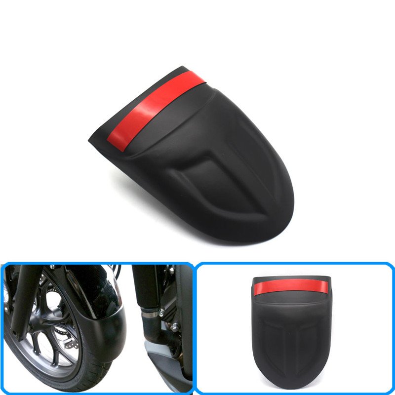 Motorcycle Front Mudguard Fender Rear Extender Extension For Honda NC700X NC700S NC750X NC750S 2012 2013 2014 2015 NC700 NC750 motorcycle front fender extension extender for honda crf1000l 2016 2017