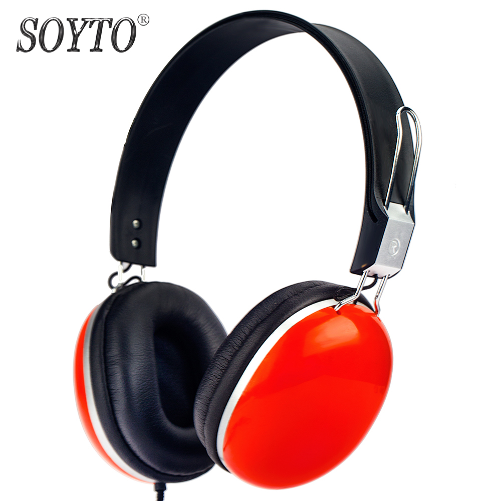 SOYTO Original Wired Gaming Headphones fone de ouvido Stereo Bass Headset Earphones auriculares With Mic for Cellphones PC  jakcom r3 smart ring new product of earphones headphones as fone de ouvido para pc gaming headphones headphones for girls