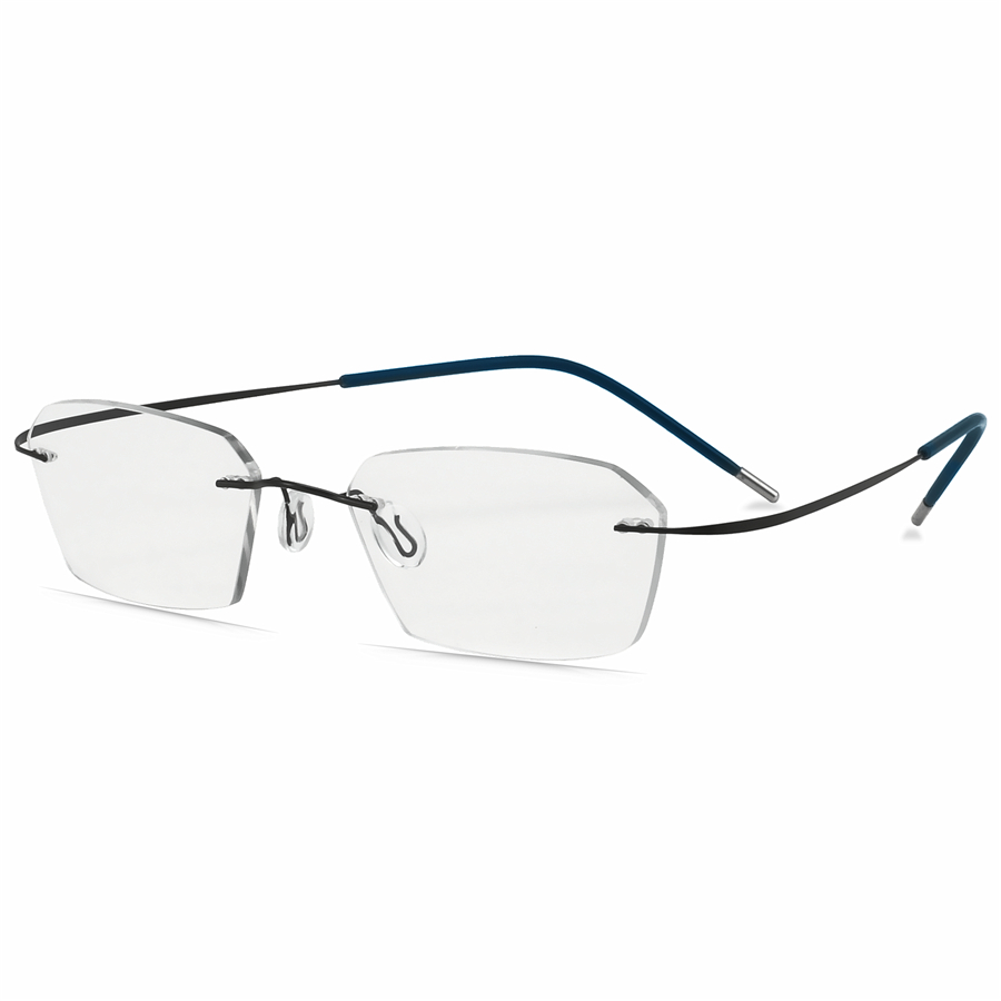 Image 4 - NEW Transition Sunglasses Titanium Photochromic Reading Glasses Men Hyperopia Presbyopia  Diopters Outdoor Presbyopia Glasses-in Women's Reading Glasses from Apparel Accessories