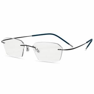 Image 4 - NEW Transition Sunglasses Titanium Photochromic Reading Glasses Men Hyperopia Presbyopia  Diopters Outdoor Presbyopia Glasses