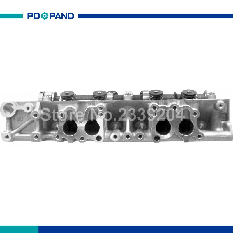 engine parts 22r 22re 22rec 22r te cylinder head assembly for toyota  4runner celica corona dyna hilux pickup 11101 35060 -in cylinder head from  automobiles