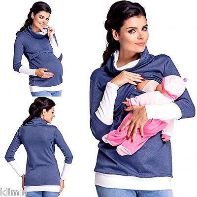 Maternity & Nursing/Breastfeeding Top Stillmode Damenmode