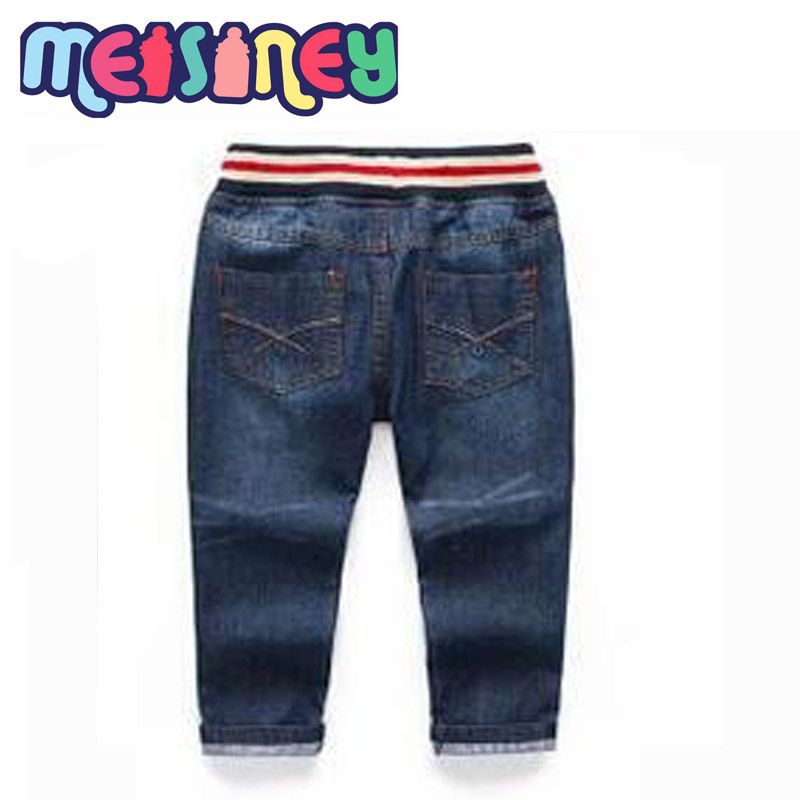 Nieuwe lente stretch katoenen casual broek voor - Kinderkleding - Foto 2