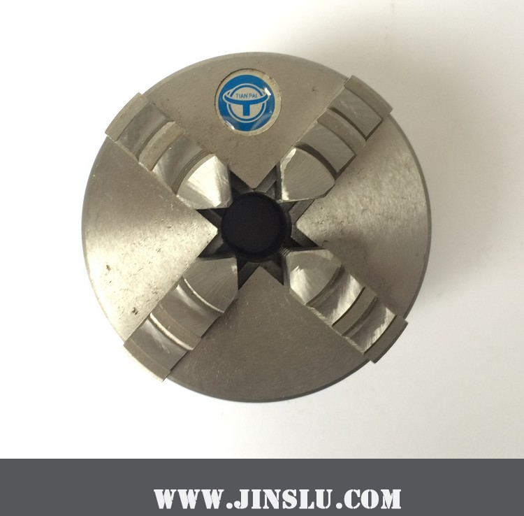 ФОТО lathe chuck K12 125 four jaws self-centering chucks 125mm for machines tools lathe chuck manual