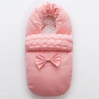 Baby Schlafsack Kokon Umschlag Für Neugeborene Sleep Decke Umschlag Bogen Baby Wagen Sack Äußere Swaddle Sack Baby Kokon-in Babyschlafsäcke aus Mutter und Kind bei