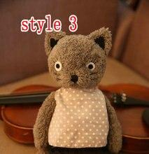 Soft Cuddly Cat Toy Cat Doll Plush Toys 25 cm