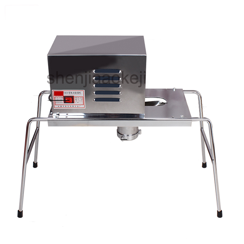 Automatic electric Noodle machine Stainless Steel noodle pressing machine Commercial Restaurant Hotel canteen Special machine