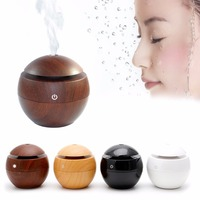 LED Ultrasonic Aroma Humidifier Aromatherapy USB Purifier Oil Essential Diffuser