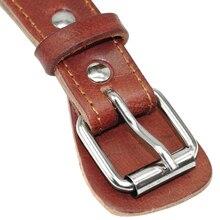 Genuine Leather Dog's Harness