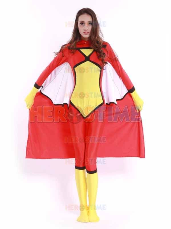 Cosplay Comics Spider Woman Superhero Costume Popular Lady Spandex Spiderwoman Costume with Cape and Mask Kids Avaible -in Boys Costumes from Novelty ...  sc 1 st  AliExpress.com & Cosplay Comics Spider Woman Superhero Costume Popular Lady Spandex ...