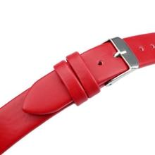 New Arrival 16mm Women Fashion Leather Wrist Watch Strap Watch Band Ladies Fabulous Bracelet  Watchbands F3