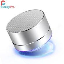 Алюминиевый Свет Динамик Bluetooth для Беспроводной Мини Портативные Колонки Fm-радио Сабвуфер Твитер Аудио Звук Для XiaoMi iPhone
