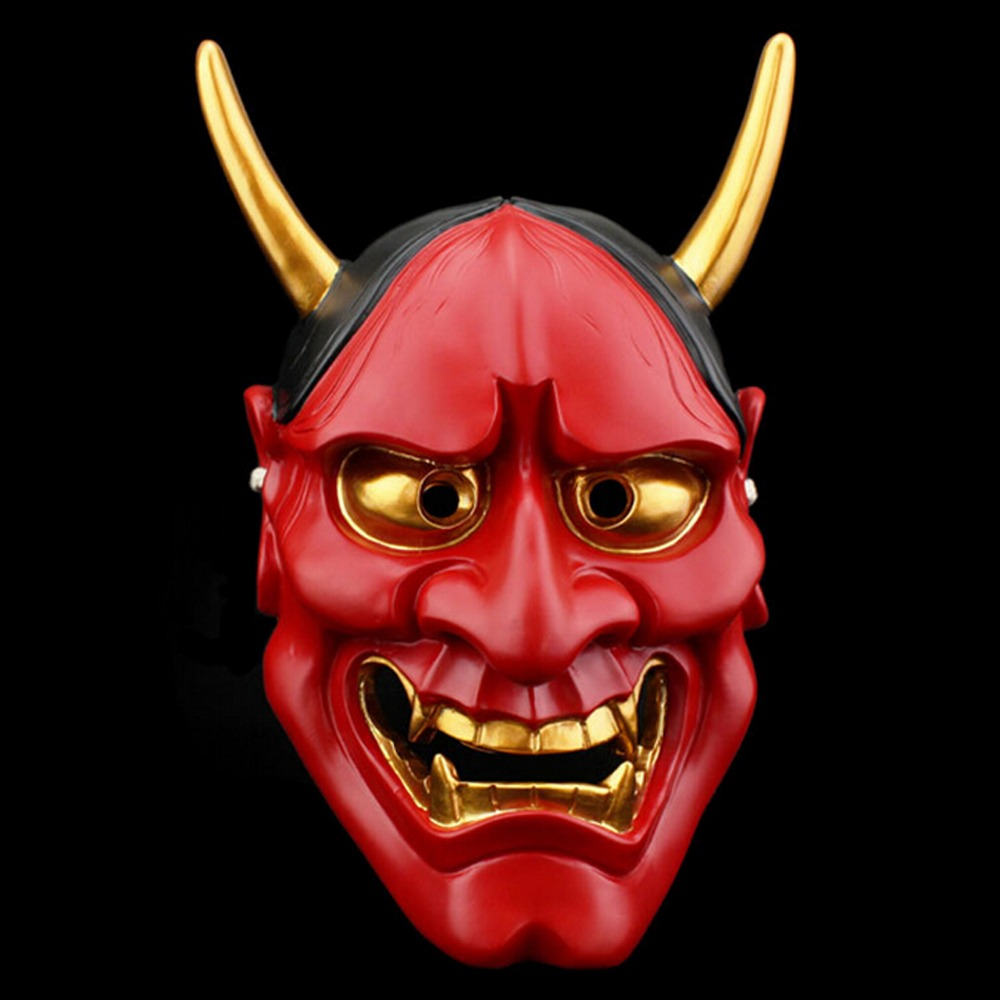 2015 Collector's Edition Japan Wisdom Mask Colors High grade Scary ...
