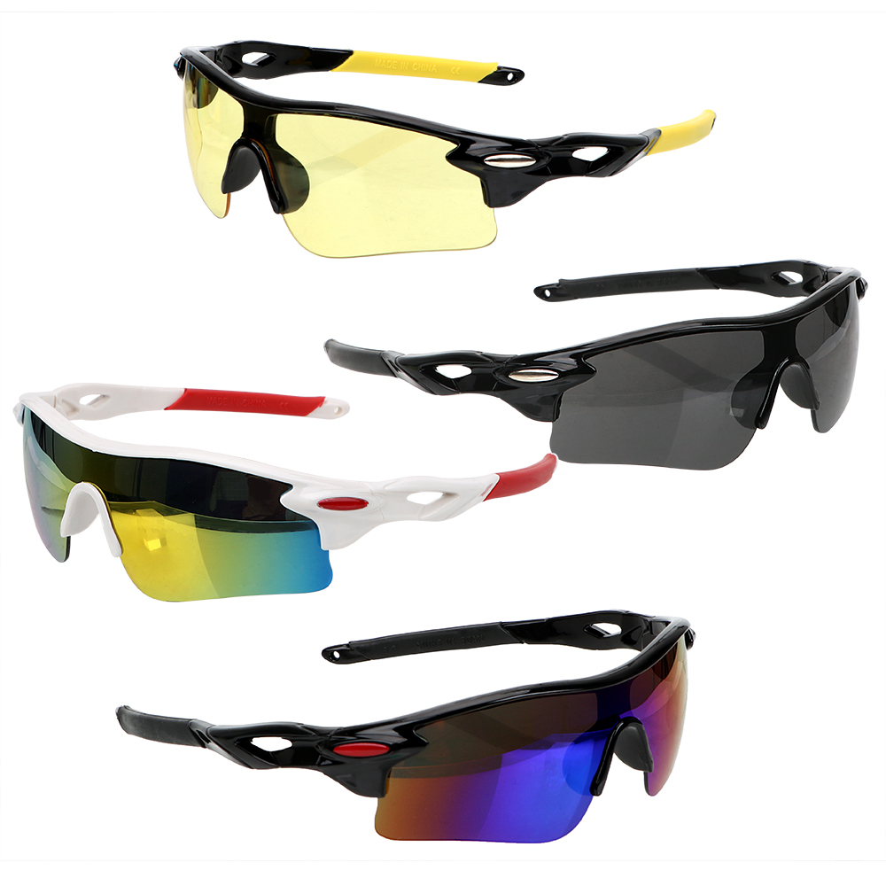 LEEPEE Anti Glare Motocross Sunglasses Night Vision Drivers Goggles UV Protection Explosion-proof Car Night-Vision Glasses