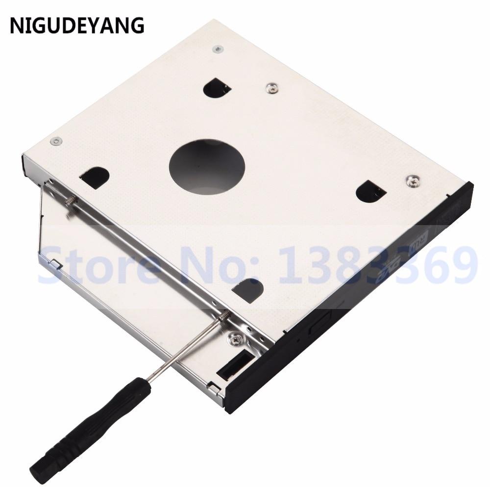Computer & Büro GroßZüGig Nigudeyang Zweite Festplattenlaufwerk Hdd Caddy Adapter Für Toshiba A500 A505 A505d Swap Ts-l633p Dvd