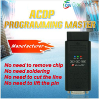 Yanhua Mini ACDP Programming Master supportRead/Write 35080/35160DOWT Fujitsu CPU MB91F Mileag