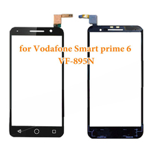 "Touch Panel For Alcatel Vodafone Smart Prime 6 VF895 VF895N VF-895 VF-895N 5.0"" Black Touch Screen Digitizer Glass Sensor Panel"