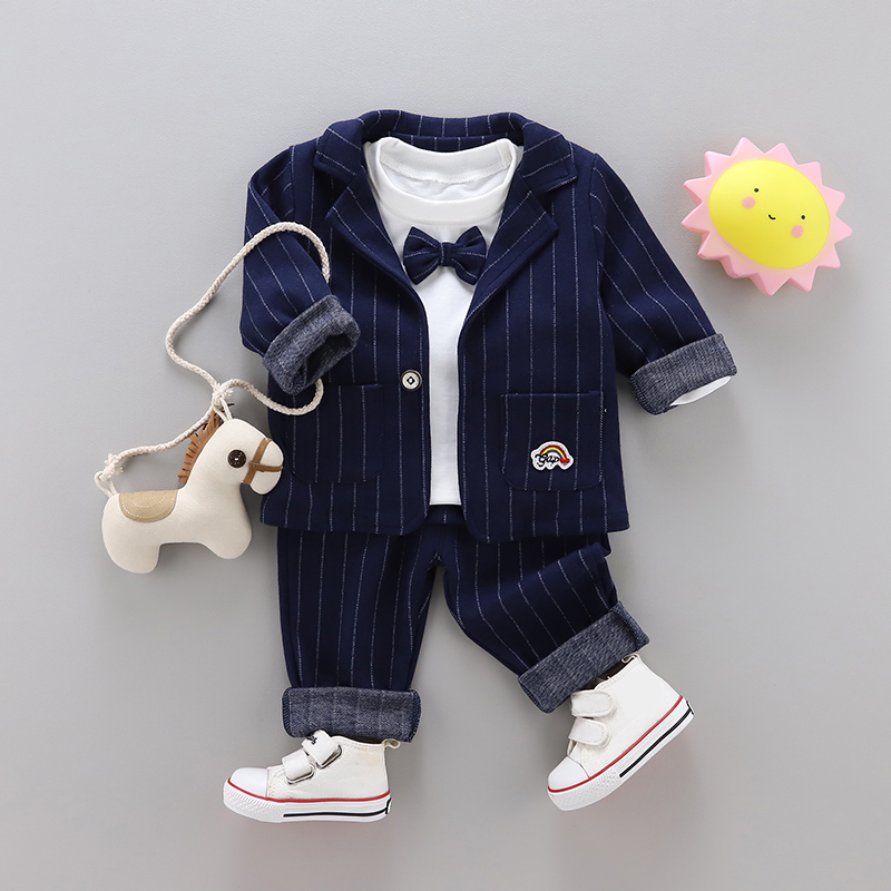 Pants Kids Baby Boys Party Clothes Boy Clothing Suits Outfits Sets T-Shirt