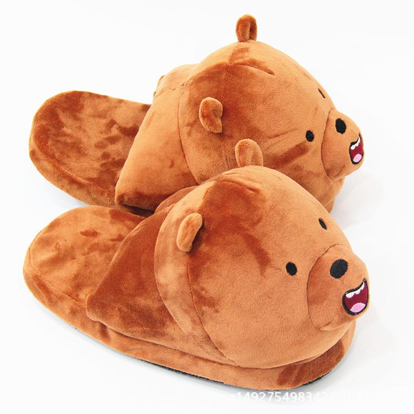 Тапочки Мы обычные медведи