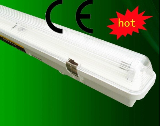 Free shipping!! IP65 t5 waterproof / weatherproof fluorescent light ...