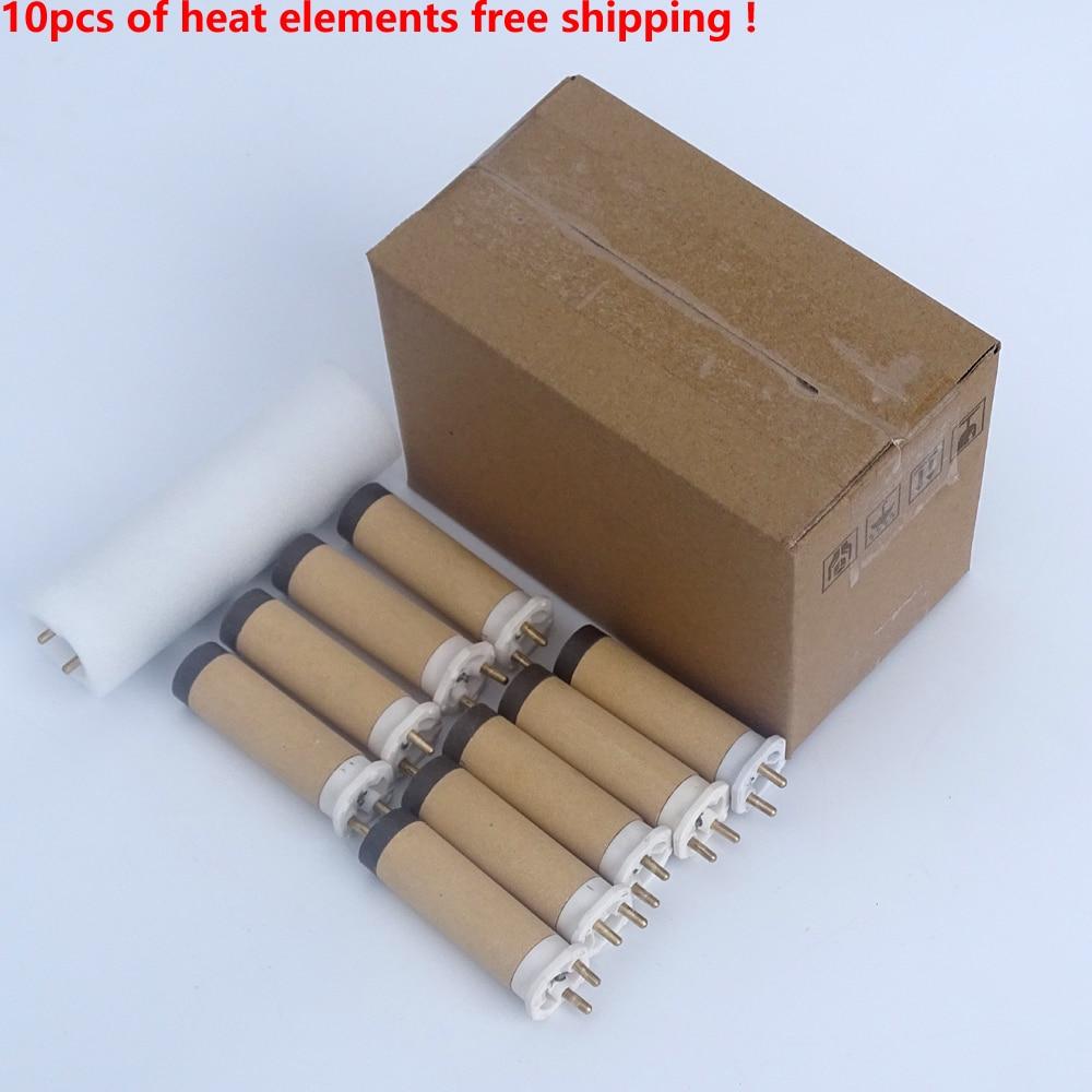 HKBST 10PCS 230-240V heat element heater resistors for Trac S and Bosite-D1600 hot air plastic weder welding gun