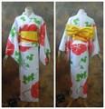 Beyond the Boundary Mirai Kuriyama kimono outfit Cosplay Costumes