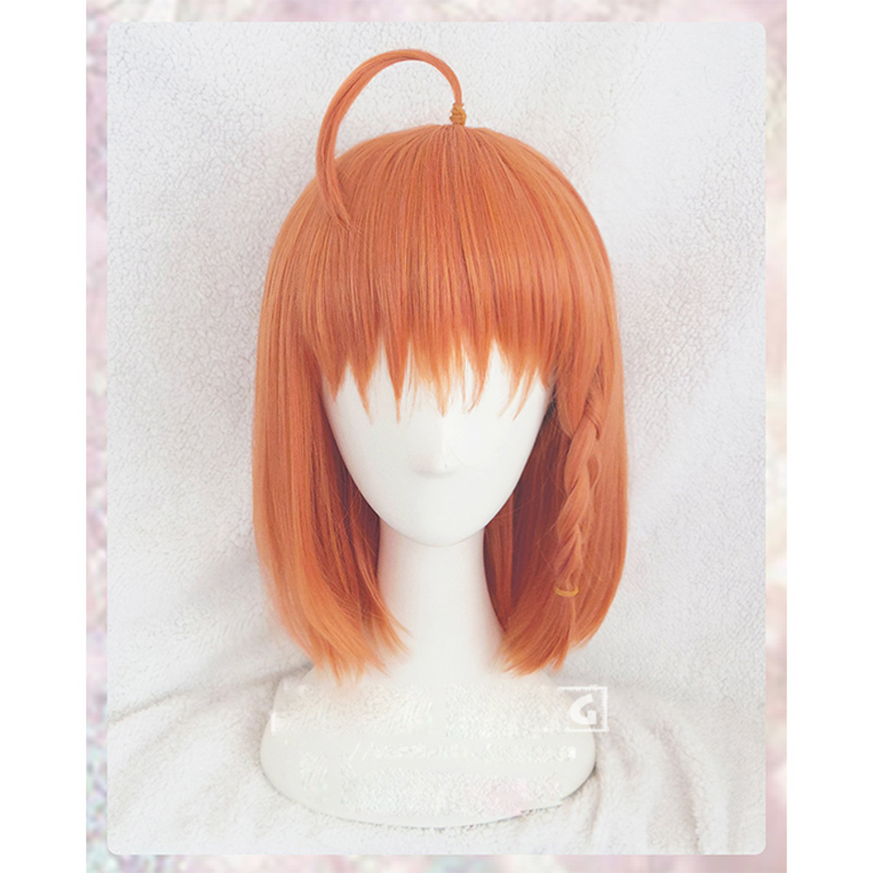 High Quality Chika Takami Cosplay Wig Love Live! Sunshine!! Costume Play Wigs Halloween Costumes Hair +Wig Cap