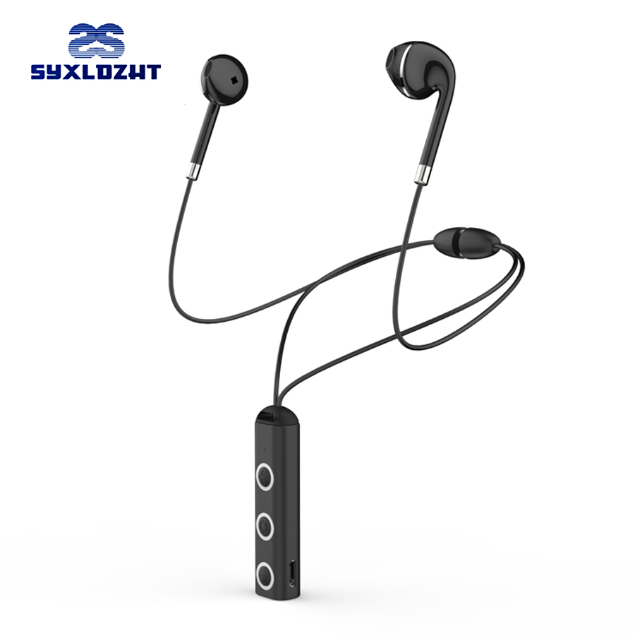 Fashion Stereo Wireless Bluetooth Earphone Headphones Headset With Mic Bluetooth Earbuds Earphones for iphone xiaomi Phone