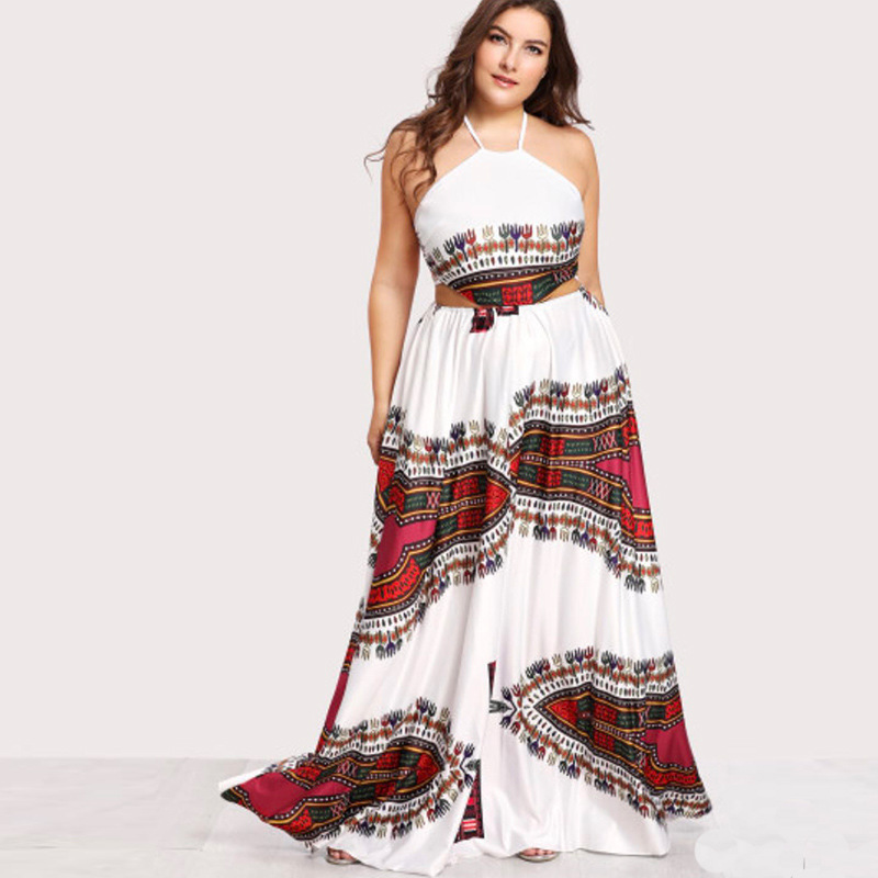 African American Fashion Show: Bazin Promotion Spring And Autumn 2018 New European