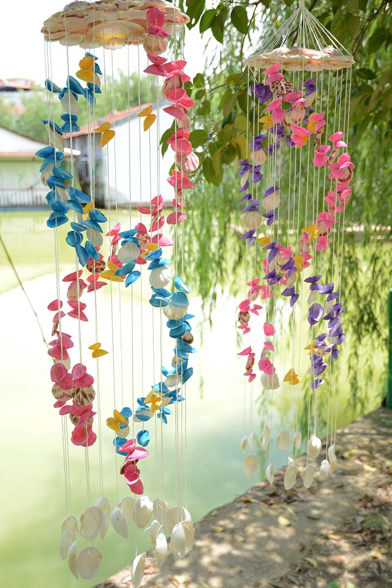 Wind Chime Bell Home Ornament Church Hanging Garden Yard Decor ...