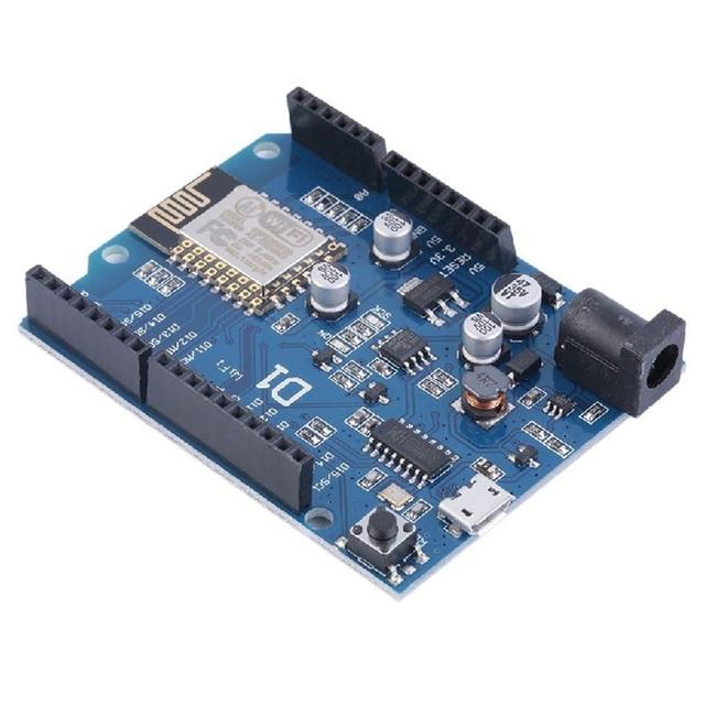 WeMos D1 WiFi Development Board ESP8266 For Arduino Compatible IDE