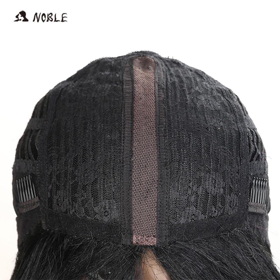 para preto feminino 12 polegada ondulado cabelo 05