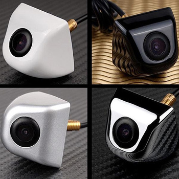 Auto Parking Assistance HD Car Reverse Camera Rear View Camera Vehicle Rearview Backup Camera White Silver Black Chrome