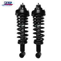 2PC New Rear Left Right Complete Strut Coil Spring Coilover Assembly For Ford Explorer 2004 2005