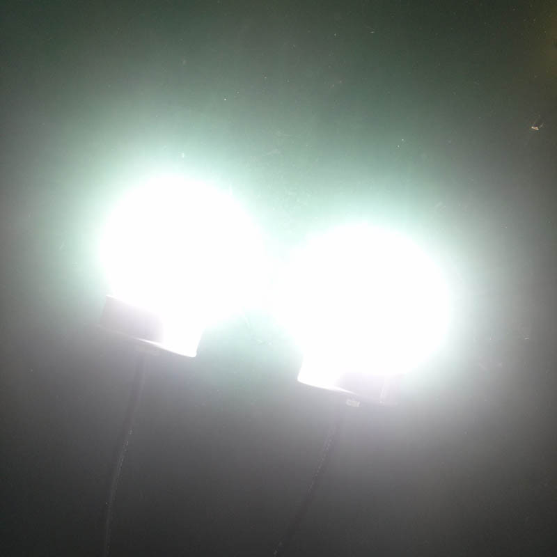 18W LED fishing lights with green color submersible green color ...
