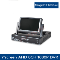 YUNSYE Free Shipping CCTV DVR 8 Channel 1080H Digital Video Recorder 8CH Hybrid DVR AHD NVR