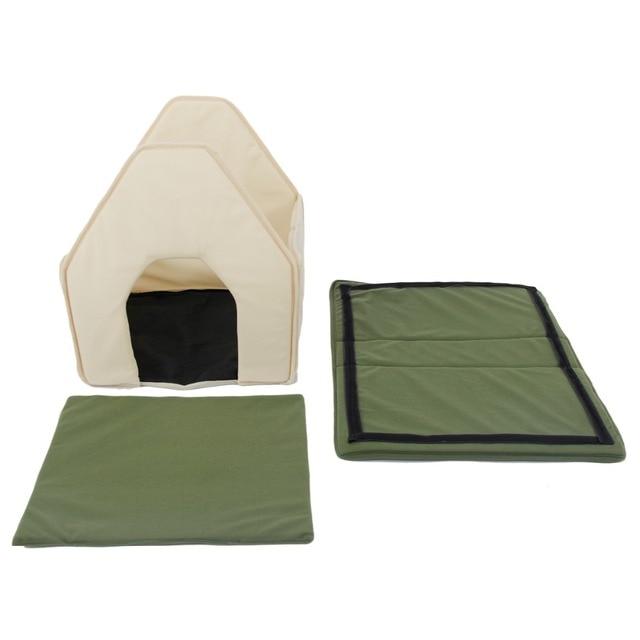 Winter Cat House 2