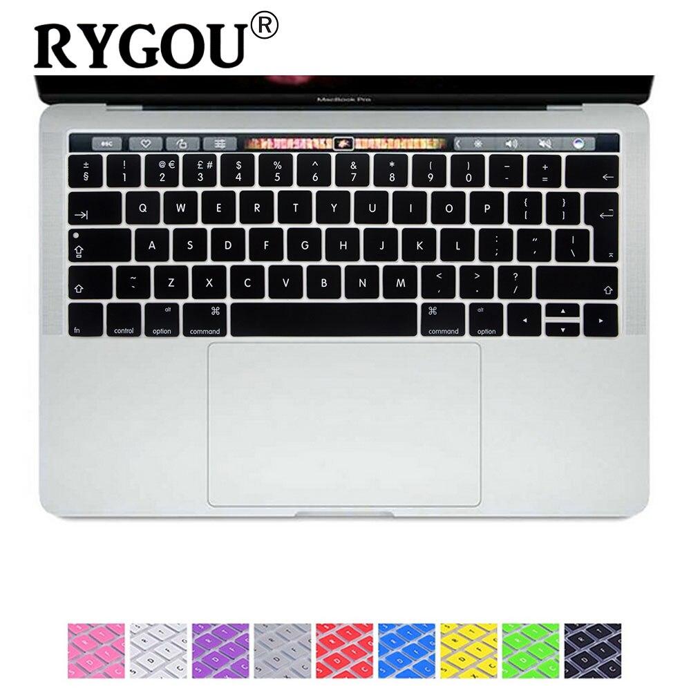 2016 Release Durable Dustproof Slim Keyboard Cover Dustproof Keyboard Flim Skin Stickers Suitable for MacBook 15 Inch -One/_Color