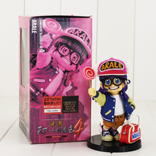 13cm Arale cute Figure Model Toy Anime Dr. Slump cartoon kawaii Arale with sugar great gift for Christmas and birthday to kids